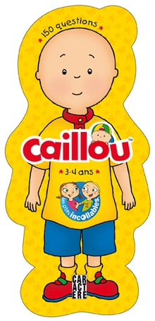 Photo of Caillou-Incollables
