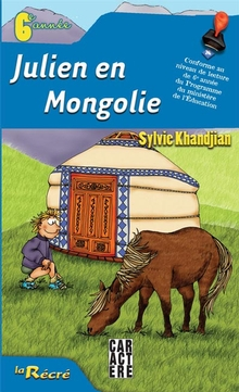 Photo of Julien en Mongolie