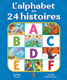 Photo of L'alphabet en 24 histoires