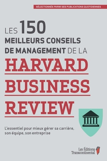 Photo of Les 150 meilleurs conseils de management de la Harvard Business Review