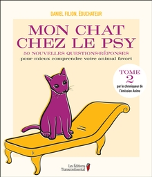 Photo of Mon chat chez le psy (tome 2)