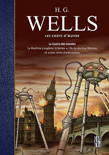 H.G. Wells - Les Chefs-d'oeuvre