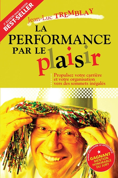 La performance par le plaisir, 2e édition