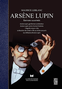Photo of Arsène Lupin - Édition illustrée