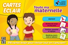 Photo of Cartes éclair - Maternelle