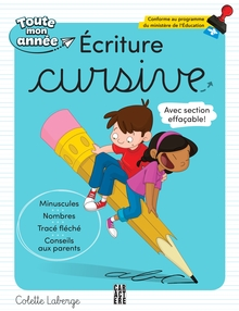 Photo of Écriture cursive - Nouvelle édition