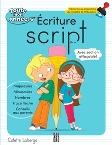 Photo of Écriture script - Nouvelle édition