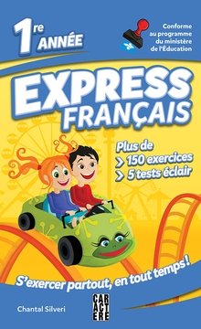 Photo of Express Français - 1re année - Nouvelle édition