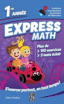 Photo of Express Math - 1re année - Nouvelle édition