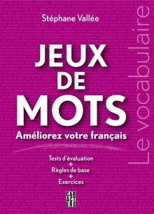 Photo of Jeux de mots - Le vocabulaire