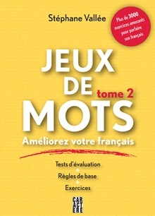 Photo of Jeux de mots - tome 2