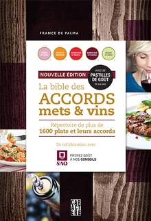 Photo of La bible des accords mets et vins, 4e édition