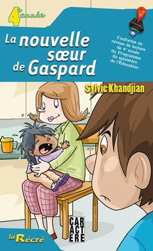 Photo of La nouvelle soeur de Gaspard