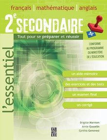 Photo of L'Essentiel 2e secondaire