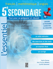 Photo of L'Essentiel 5e secondaire