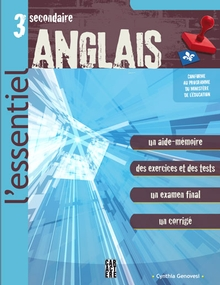 Photo of L'Essentiel - Anglais - 3e secondaire
