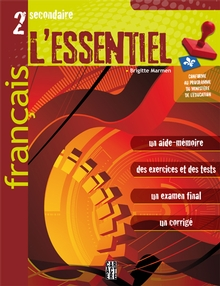Photo of L'Essentiel - Français - 2e secondaire