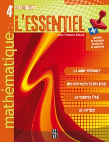 Photo of L'Essentiel - Mathématique - 4e secondaire