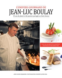 Photo of L'univers gourmand de Jean-Luc Boulay