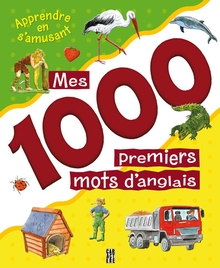 Photo of Mes 1000 premiers mots d'anglais