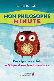 Photo of Mon philosophe minute