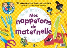 Photo of Mes napperons de maternelle