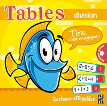 Photo of Tables - Division